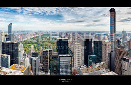 Kollektion New York II (100x35cm)